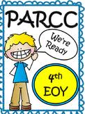 PARCC-like  4th Grade Math EOY Practice Test