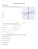 PARCC 7th Grade Math Bundle for PBA/MYA