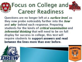 PARCC Awareness Lesson