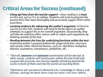 PARCC Awareness Lesson (Part 1)