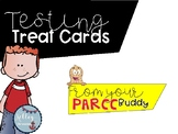 PARCC Buddy Testing Motivation Treat Tag