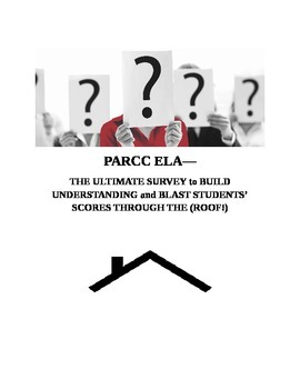 PARCC ELA— THE ULTIMATE SURVEY to BUILD UNDERSTANDING