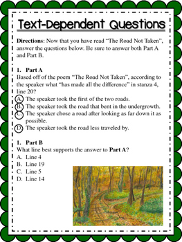 PARCC ELA Test Prep #2 (Literary Analysis Task)