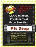PARCC ELA Test Prep-Mega Bundle- Complete Test Simulation