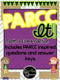PARCC ELA and Math Bundle