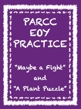 PARCC End-of-Year Practice