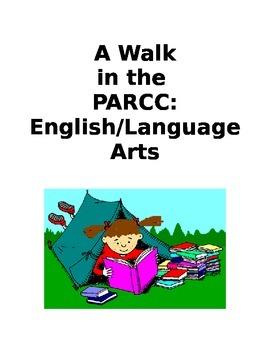 PARCC-Like ELA/Literacy Editable Practice Templates