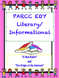 PARCC Like EOY Assessment (Paired Text)