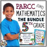 Math Test Prep for 5th grade - Bundle