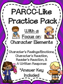 PARCC-Like Practice #2: ELA