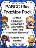 PARCC-Like Practice #3: ELA