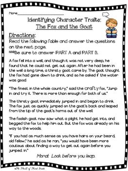PARCC-Like Practice #4: ELA