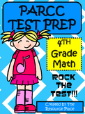PARCC-Like Test Prep 4th Grade Math - Set #1