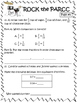PARCC-Like Test Prep 4th Grade Math - Set #1