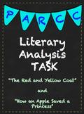 PARCC Literary Analysis Practice
