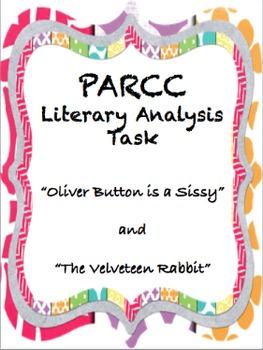 PARCC Literary Analysis Task