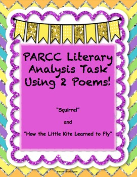 PARCC Literary Analysis Task-Poem
