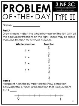 PARCC Math 3rd Grade