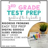 PARCC Math 3rd Grade Bundle