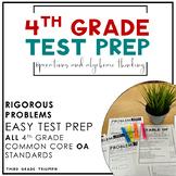 PARCC Math 4th Grade OA Standards