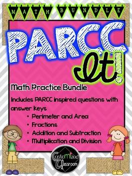 PARCC Math Bundle