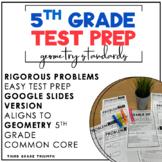 PARCC Math Geometry 5th Grade