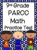 PARCC Math Practice Test for Third Grade