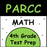 PARCC Math 4th Grade Test Prep