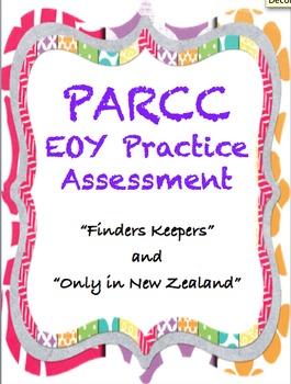 PARCC PRACTICE-EOY