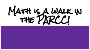 PARCC PRACTICE - Math Review Game
