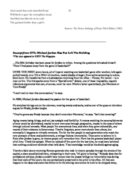 Paired Reading Practice with Essay Prompts (PARCC style) BUNDLE