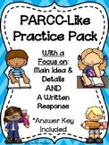 PARCC-Like Practice #1: ELA