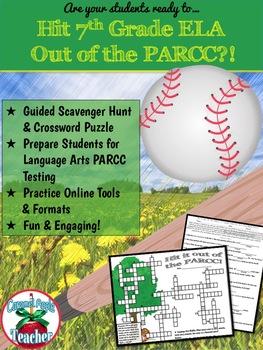 PARCC Practice ELA Grade 7
