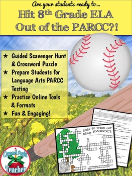 PARCC Practice ELA Grade 8