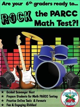 PARCC Practice Math Grade 6