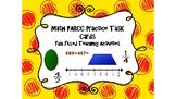 NJSLA Test Practice- Math Task Cards