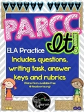 PARCC Practice - Fiction with Answer Key