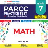 Online PARCC Practice, Digital Workbooks Grade 7 Math - Di