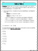 PARCC Practice Tests! (Math) - Grade 5