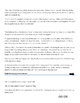 PARCC / MCAS Prep- Literary Analysis Writing Task