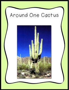 LEAP 2025 Test Prep Writing Prompt: All Around One Cactus ...