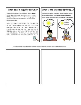 PARCC Question Language and Computer Tools Guide