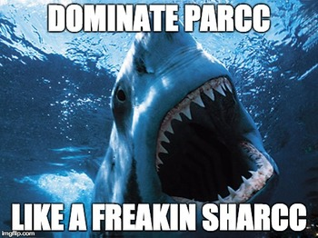 PARCC Ready Encouragement Memes for Students