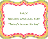 PARCC Research Simulation Task