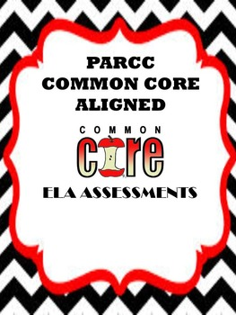 State Test Common Core Aligned Assessments BUNDLE