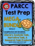 PARCC TEST PREP ELA MEGA BUNDLE: Sea Turtles