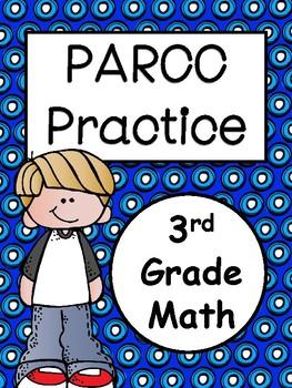 PARCC Test Practice: 3rd Grade Math
