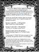 PARCC Test Prep LOTS OF PRACTICE Black Footed Ferret
