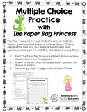 Multiple Choice Test Prep with The Paperbag Princess