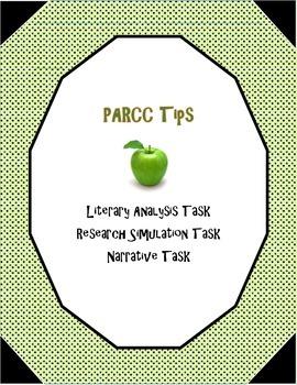 PARCC Tips